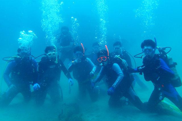 【山口県下関・ライセンス取得】Cカード取得プラン!ダイバーになって、世界中の海でもぐろう!