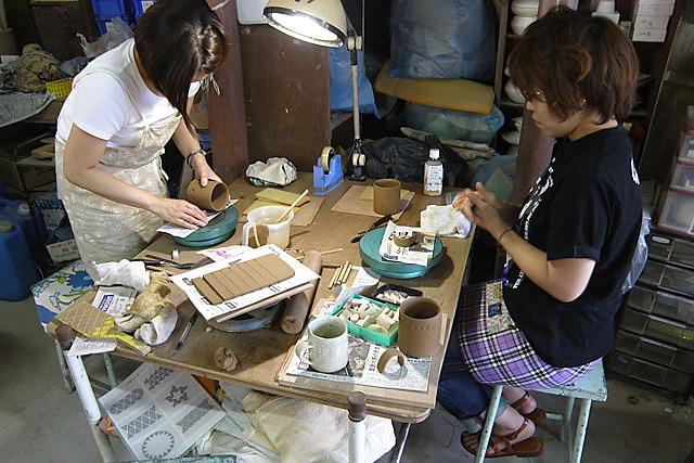 【香川県東かがわ市・陶芸体験】自分の感性が形になる喜び!手びねりで陶芸初体験