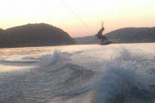 【鹿児島・ウェイクサーフィン・2セット】波乗りがドンドン上手に!ウェイクサーフィン2セット