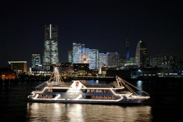【横浜・クリエイティブツアー】VIPな旅をお届け。横浜ヘリコプター&クルーズ・スタンダードプラン