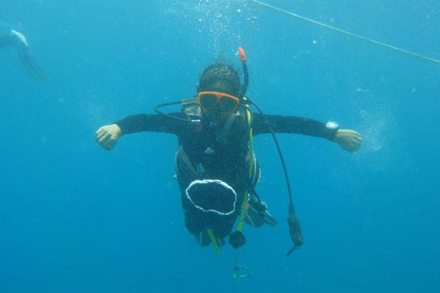 【香川・ライセンス講習】水深30メートルの世界へ!アドバンスドオープンウォーターダイバーコース