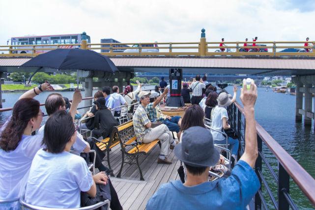 【滋賀・クルージング】瀬田川周辺の港から出発!船上観光と瀬田川散策にでかけよう