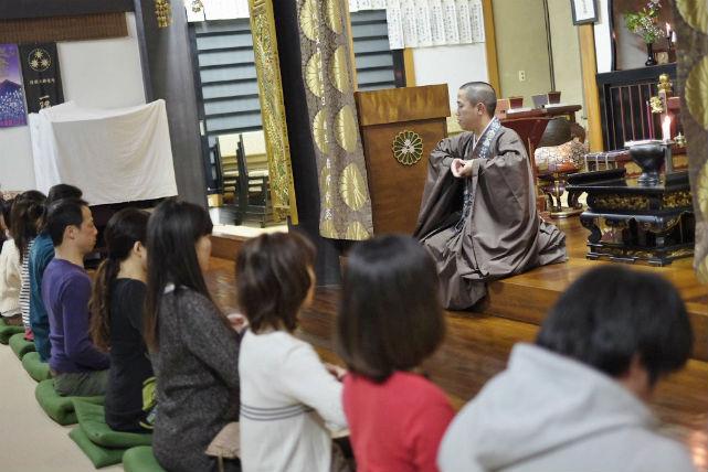 【神奈川県川崎市・座禅・福昌寺】座禅と旬のおかゆで心身の深呼吸をしよう
