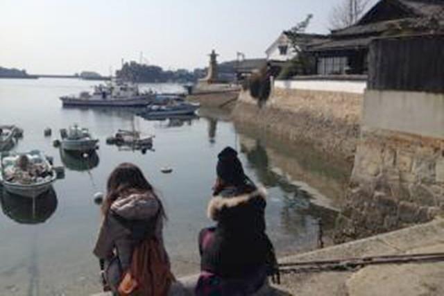 【広島県鞆の浦・クルージング】鞆の浦付近の島で、チャータークルージング!ゆったり温泉にもつかれます