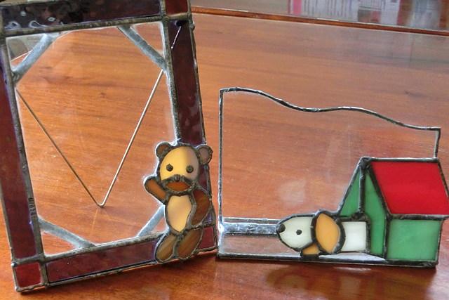 【岐阜・ガラス工芸】鉛フリーはんだだから安心!本格的なステンドグラス体験!