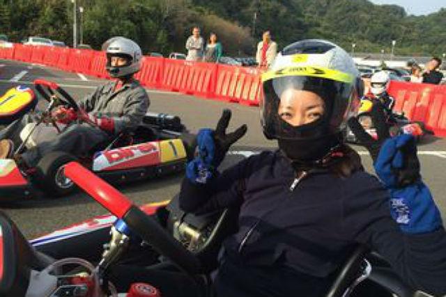 【静岡・ゴーカート】家族で、友人同士で、己のプライドをかけたレース!