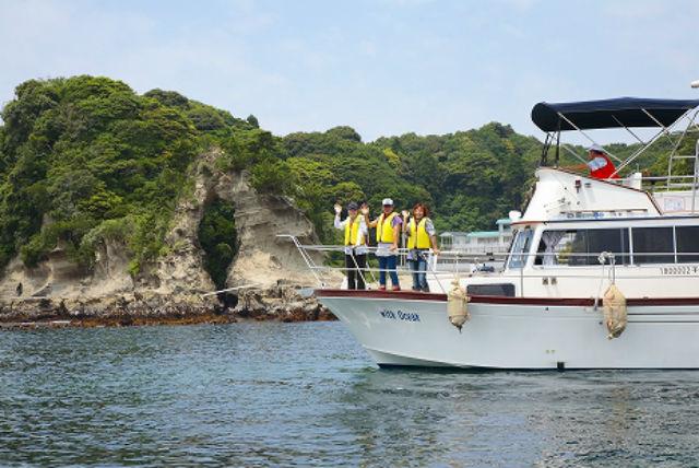 【千葉・勝浦・クルージング】いつもの休日を特別に。勝浦の海を遊覧しよう!