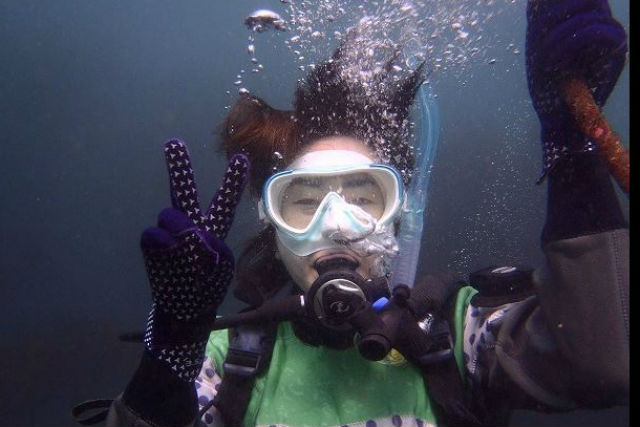 【神奈川県藤沢市・体験ダイビング】都心から最速約62分!アクセス抜群の江ノ島ダイビング