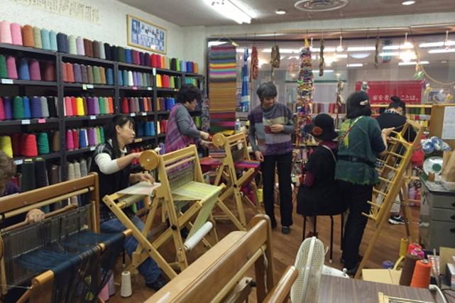 【広島県広島市・手織り体験】ゆったり楽しむ手織り体験。個性を形にするさをり織り