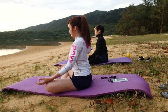 【石垣島・ガイドツアー】3つの癒しを体感!ビーチで愉しむ、極上のヒーリングツアー