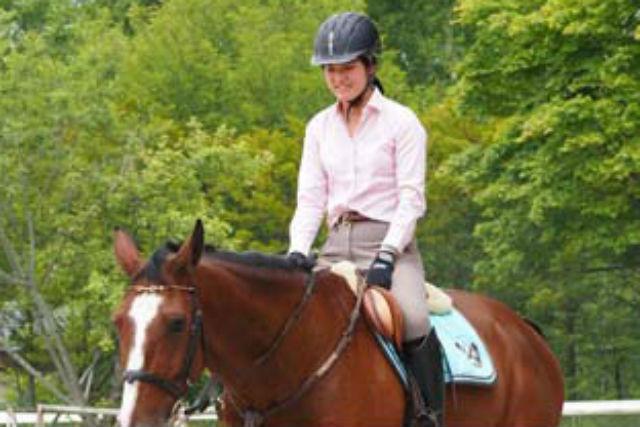 【小淵沢・乗馬体験】親子で楽しむ引き馬体験。お子さまの初めてを応援します
