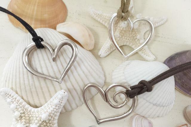 【千葉・シルバーアクセサリー作り体験】初心者も安心の体験教室!純銀粘土で作るシルバーアクセサリー