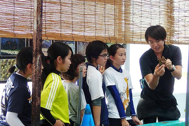 【沖縄県恩納村・エコツアー】キッズ歓迎!楽しく海について学べるエコツアー!