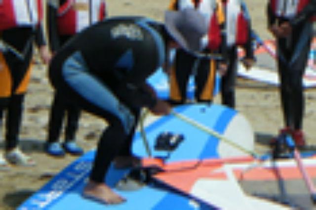 【福岡県福津市・ウインドサーフィン】操作の基本を学べる!ウィンドサーフィン・3回レッスン
