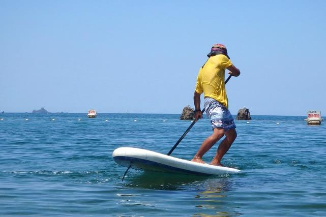 【滋賀・SUP】経験者向け上達コース!琵琶湖の景色を眺めながらスキルを磨こう!