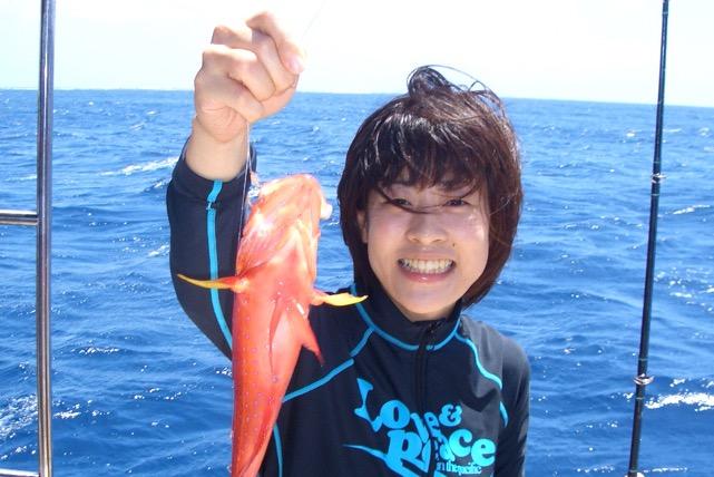 【石垣島・フィッシング・半日】五目釣りのスタイルで海釣り初心者も大漁を目指せる!