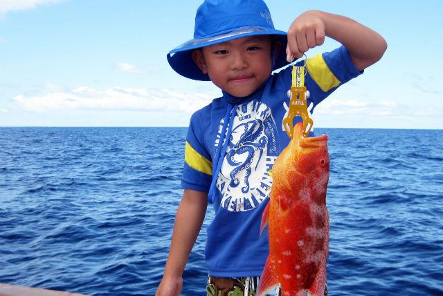 【石垣島・フィッシング・体験ダイビング】陸も海も!パナリ島を楽しみ尽くす!