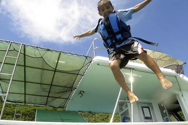 【奄美大島・シュノーケリング】奄美の天然水族館で泳ぐ、シュノーケリングプラン!