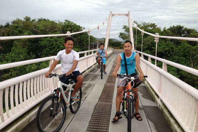 【石垣島・サイクリングツアー】下り坂メイン!バンナ・ダウンヒルサイクリングツアー
