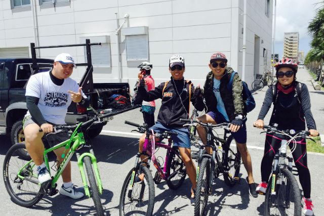 【石垣島・サイクリングツアー】片道でラクラク!名所を巡る川平湾〜市街地フリーツアー