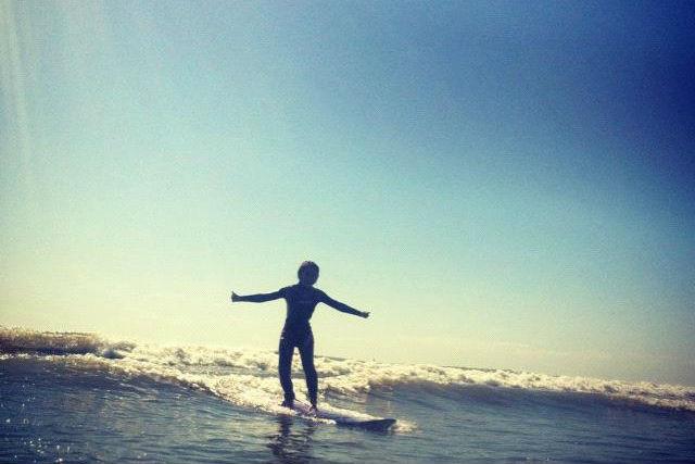 【千葉・サーフィン】サーフィンを生活の一部に!ロングボードレベルアップコース