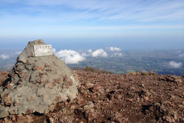 【北海道知床・トレッキング】日本百名山の斜里岳を満喫!清里コースプラン