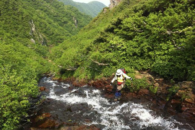 【北海道知床・トレッキング】日本百名山の斜里岳を横断!知床の魅力を満喫しましょう
