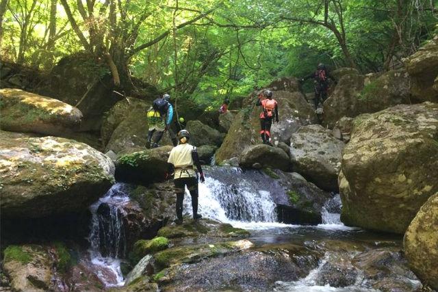 【栃木・日光・シャワーウォーキング】日光国立公園・霧降高原隠れ三滝シャワーウォーキング!