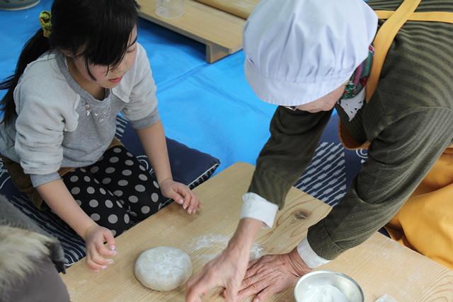 【静岡県浜松市・そば打ち体験】山間に囲まれた教室で、そば打ち体験を楽しもう!