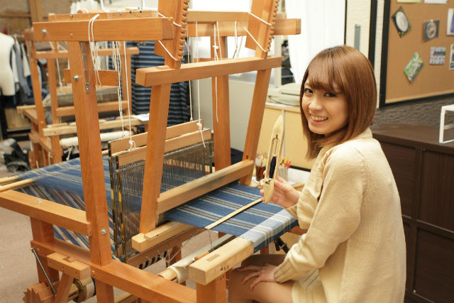 【三重・機織り体験】江戸時代から続く家庭的な伝統!松阪木綿を織るお手軽プラン