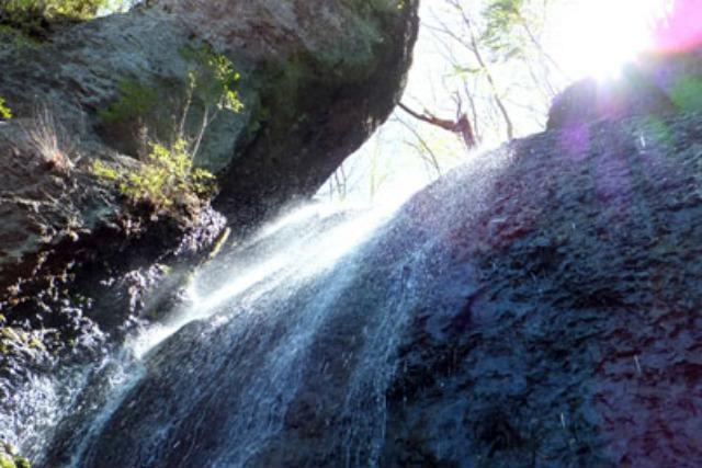 【群馬・世立八滝・森林セラピー】世立八滝で、滝しぶきと森のセラピー