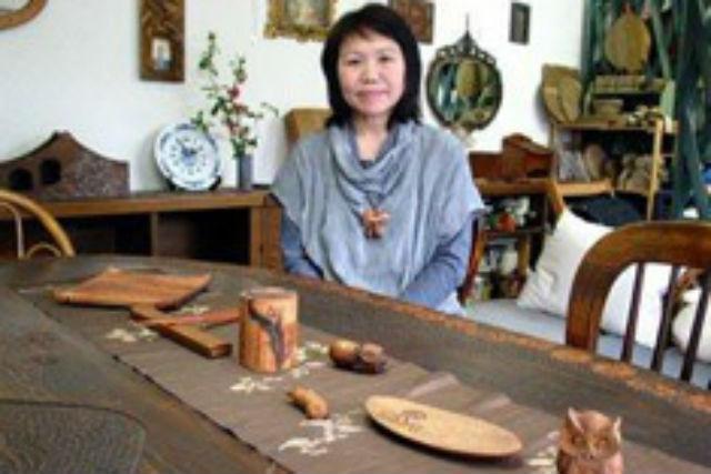 【岩手県盛岡市・木彫り体験】木の温もりを体感しよう。木彫りのコースター作り