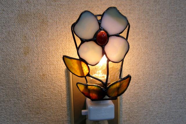 【岩手県・盛岡市・ナイトランプ】ほのかな光がともる。ステンドグラスでナイトランプを作ろう!