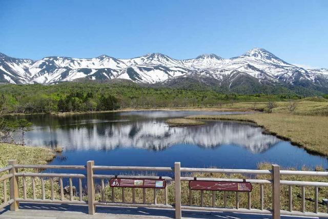 【知床・エコツアー】お手軽に散策を楽しみたいお客様向け。一湖、二湖散策プラン!