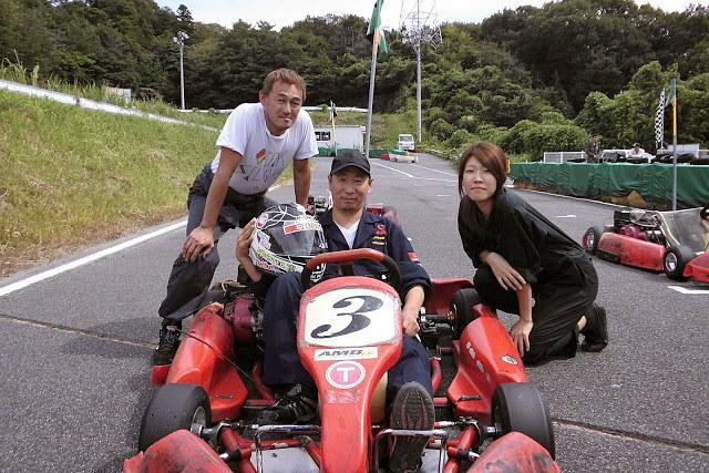 【奈良県生駒・レンタルカート・5周】想像を超える速さに大興奮!思いっきり走ろう