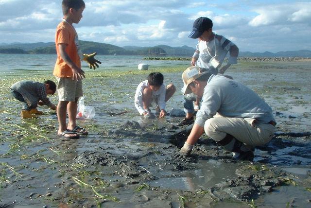 【岡山・自然体験】前島で海辺探検&マリンクラフト体験!ランチ付き1日プラン