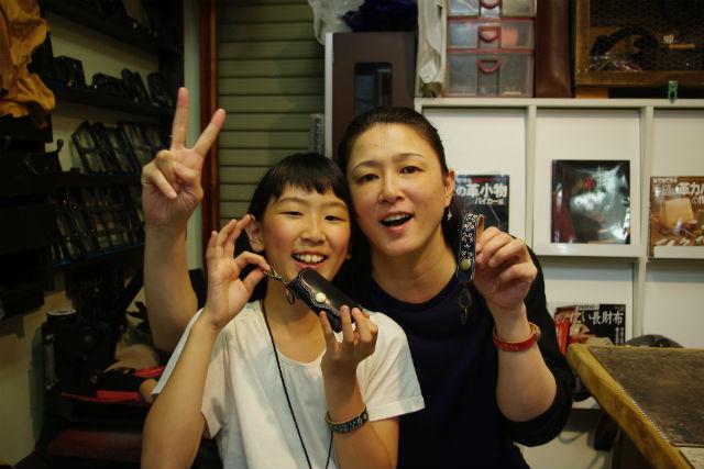 【名古屋・レザークラフト】憧れの革細工!本格派にオススメのスマートキー用キーケース