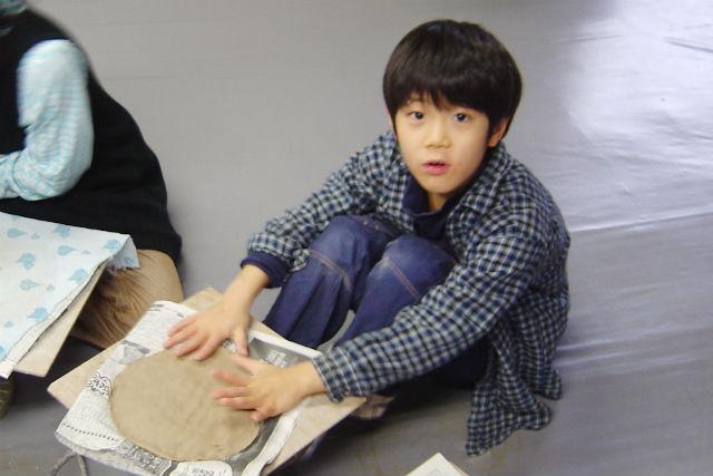 【山形・陶芸体験】粘土500グラム!赤ちゃんから楽しめる気軽な陶芸体験
