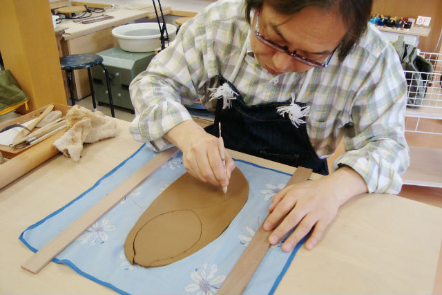 【北海道札幌市・陶芸体験】大容量の粘土が使える!1kgの粘土で陶芸!