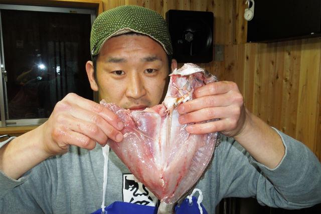 【丹後・干物作り体験】丹後の魚の魅力を知る!伝統の干物作り体験