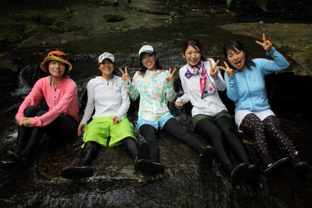 【西表島・カヌー・6時間コース】楽園で水浴び!ピナイサーラの滝へカヌー&トレッキング