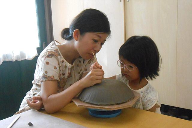 【大分市・陶芸体験】未就学のお子さまと一緒に楽しめます。おやこdeとうげい教室