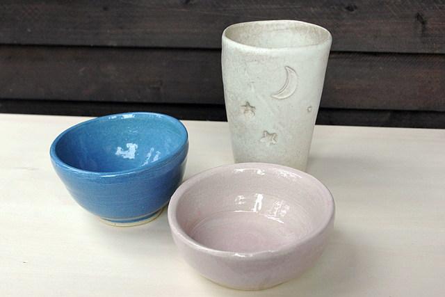 【中津市・陶芸体験】手づくりならでは!簡単に陶芸作品が作れます