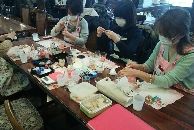 【奈良・料理教室】友だち同士で、家族で楽しくデコカップケーキ作り!