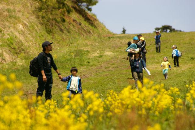 【兵庫県・トレッキング】大地の神秘に迫る!神鍋山噴火口トレッキングツアー