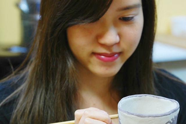 【函館・陶芸体験】簡単に作れる陶芸体験!カップと小皿を作ろう