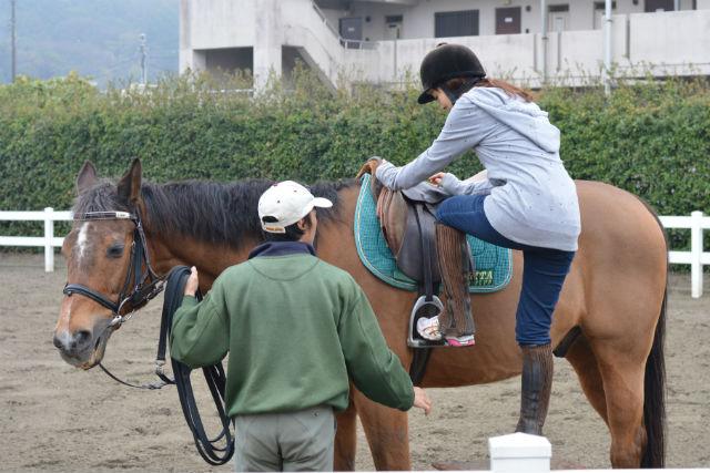 【千葉・乗馬】あこがれの乗馬体験!インストラクターが丁寧にサポート!体験乗馬Ⅰ