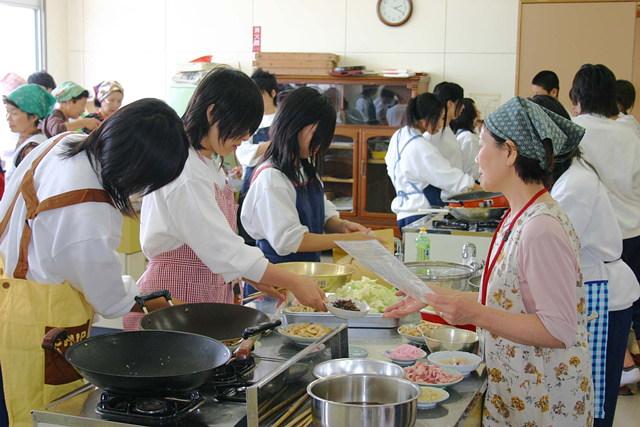 【長崎県・料理体験】長崎の家庭料理、ちゃんぽん作りを体験しよう!