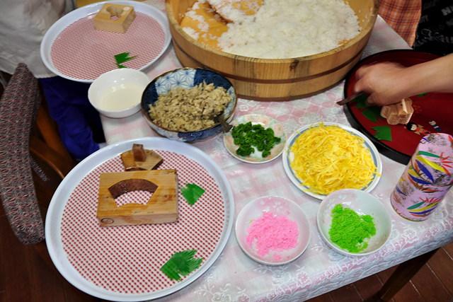 【長崎県・料理体験】長崎名物・押し寿司作り体験と、お食事が楽しめるプラン
