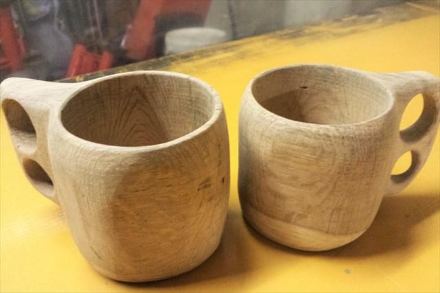 【青森・木工体験】贈り物にも最適!世界に一つだけの木のコップを作ろう!